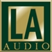 logo LA AUDIO