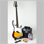 Peavey Zodiac Stage Pack Sunburst