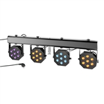 Cameo Multi PAR TRI LED Adam Hall 3W belka RATY