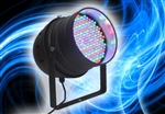 LedTechnik LED PAR 64 RGB DMX CZARNY DISPLAY