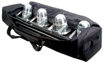 Arriba Cases AC-150 POKROWIEC na 4 PAR'y LED