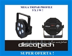 MEGA TRIPAR PROFILE 5X3W ADJ LED PAR RAT