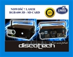 LedTechnik RGB 600 FULL COLOR LASER 3D-SD